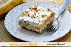 Mommy's Kitchen: Banana Cream Delight