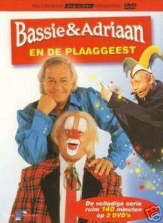 Bassie & Adriaan - En de plaaggeest