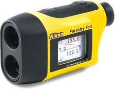 Nikon 8381 Laser Forestry Pro Rangefinder by Nikon. $409.95. Powerful, multi-use rangefinder by Nikon. Internal and external LCD display panels; external displays all results simultaneously, while internal displays only selected results. Also features three-point measurement. Two measurement modes with Target Priority Switch System - First Target Priority Mode and Distant Target Priority Mode. Measures existing actual distance, horizontal distance, height, angle, and vertical s...