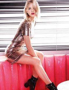 Jennifer Lawrence es una chica de Los Angeles en... - Ember Willowtree