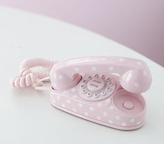 Ring, ring.. #pretty #pink #telephone