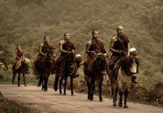 The Riders by Vichaya Pop
