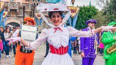 Mary Poppins And Bert, Disney Face Characters, Jolly Holiday, Brass Band, Disney Parks, Disneyland, Harajuku, How Are You Feeling, Cosplay