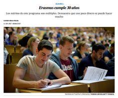 Erasmus cumple 30 años / @el_pais   #SaveErasmus