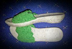 Crochet Shoes #Fireworks Sandal