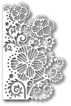 Tutti Designs - Dies - Triple Flower Edge