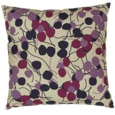 Blossom Cushion - matches perfectly my Deschamps throw
