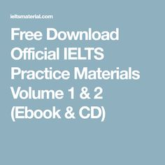 Mastering the reading section for the toefl ibt by kathy spratt free download official ielts practice materials volume 1 2 ebook fandeluxe Images