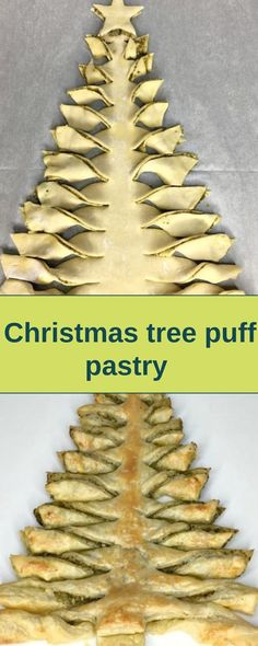 Christmas tree puff pastry #christmas #appetizer | Velia Kitchen Christmas Cookies Gift, Christmas Buffet, Christmas Snacks, Christmas Appetizers, Christmas Tree, Puff Pastry Appetizers, Puff Pastry Desserts, Great Appetizers, Healthy Family Meals