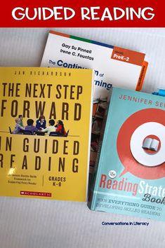 Guided Reading Books for Teachers