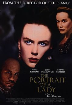 Can't stand the film or Nicole Kidman, but I've seen it so it's on the list.