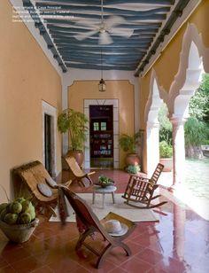 Chicdeco blog | Una romántica hacienda mejicanaA romantic Mexican hacienda