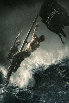 STARZ - Black Sails -