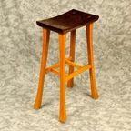 Shinto Stools - asian - bar stools and counter stools - by Greentea Design