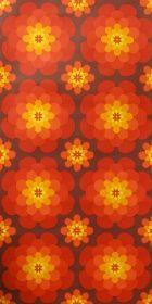 // 70s analogous textile designs