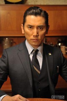 連続ドラマ「運命の人」で主演を務める本木雅弘さん=TBS提供