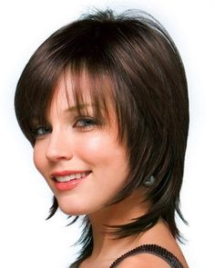 Hmmmm... I like this cut and style but do I like it for myself? Am I daring??