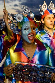 Brazilian: Carnival Rhythms - Samba Music