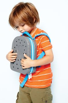 Crocs Backpack | Find more fun, comfy and colorful styles at www.crocs.com! #shoe #women #men #kids #style #fashion #fun #color #crocs