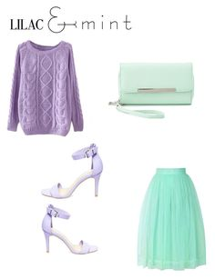 """lilac and mint"" by monkey505 ❤ liked on Polyvore featuring interior, interiors, interior design, home, home decor, interior decorating, Steve Madden, Charlotte Russe, colorchallenge and lilacandmint"