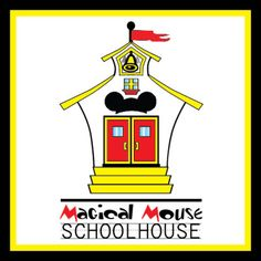 Magical Mouse Schoolhouse