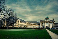 Parc du Cinquatenaire - Bruxelles