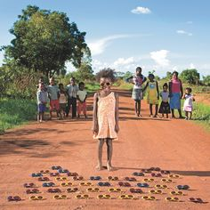 Enough said. Gabriele Galimberti, Maudy, 3 Kalulushi, Zambia from Toy Stories: Photos of Children from Around the World and Their Favorite Things, published by Abrams. COURTESY GABRIELE GALIMBERTI/INSTITUTE.