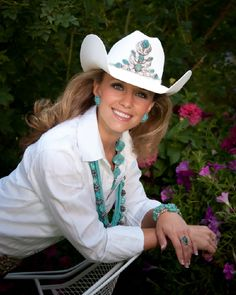 Miss Rodeo Colorado!! #Greeley, CO  I love love love the crown ♥♥♥