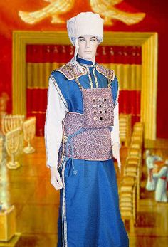 The Temple Institute: Garments of the High Priest