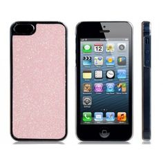 Bling Bling Pink Glitter iPhone 5 Case
