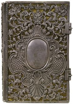 Antique bookcover