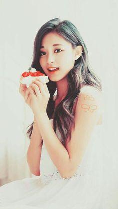 Kpop Girl Groups, Korean Girl Groups, Kpop Girls, Nayeon, Korean Beauty, Asian Beauty, Tzuyu Wallpaper, Twice Once, Best Kpop