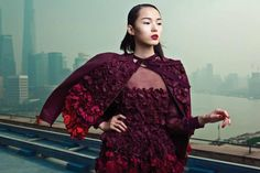 Valentino 2014 Shanghai Collection(My Name is Red Vogue China Collections February Extra 2014) (Vogue China Collections)