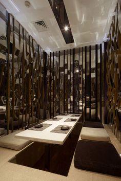 Haiku Sushi in Shanghai, China 4 - Restaurants And Coffee Shops With Beautiful Interior Design