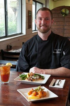 Local Catch Chef Profile: Adam Yellin by Susan Benton, 30AEats.com @visitflorida