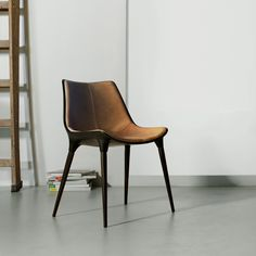 Langham Dining Chair Leather