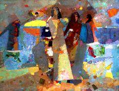 Lyubomir Kolarov Paintings - Google Search