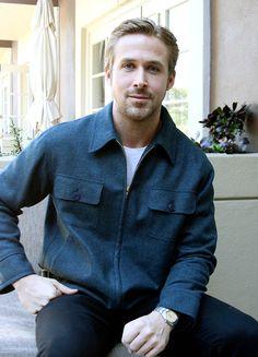Ryan Gosling Addicted - The Gallery: Click image to close this window Men's Style Icons, Ryan Gosling Style, Ryan Thomas, David Beckham, Gorgeous Men, Beautiful, Man Crush, To My Future Husband, Sexy Men