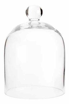 Cloche en verre _ H&M Home