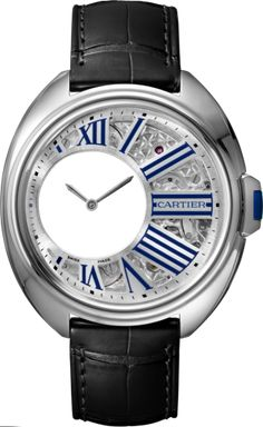 84996726649 Cle de Cartier Mysterious Hours watch WHCL0003