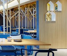 Bistro Goose by Golucci International Design, Beijing – China » Retail Design Blog
