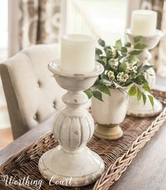 17 best dining table decor centerpiece images dining table house rh pinterest com