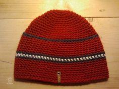 Hand made hat.