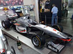 McLaren MP4/12 - Mercedes