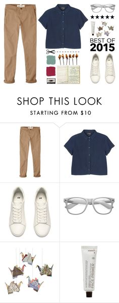 """special."" by ameliau22 ❤ liked on Polyvore featuring Jack Wills, Monki, H&M, Retrò, Korres, tomboy and bestof2015"
