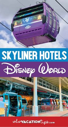 Stay at one of the Disney Skyliner Hotels and experience the ease of getting to the theme parks as well as stunning views of Disney World. Disney World Planning, Disney World Vacation, Disney Cruise Line, Disney World Resorts, Disney Vacations, Disney Trips, Walt Disney World, Disney Travel, Disney Parks