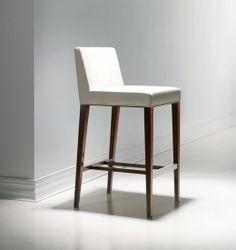 Bernhardt-Design Upholstered Barstool
