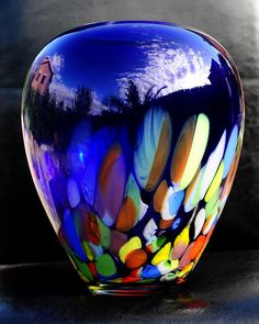 <3 When I grow up I want to learn how to blow glass!