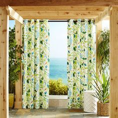 Alani Tropical  Curtain