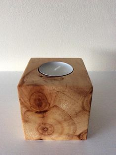 Check out this item in my Etsy shop https://www.etsy.com/uk/listing/547035957/wooden-candle-holder
